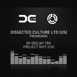 Dissected Culture Limited - Winter Promomix by TRX - December 2012