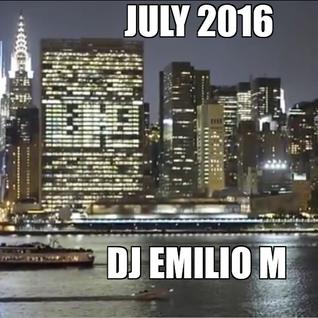 Emilio m mixcloud for Soulful vocal house