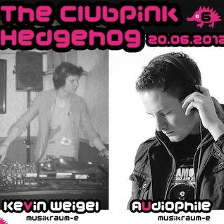 006 The Clubpink Hedgehog with Kevin Weigel und Audiophile