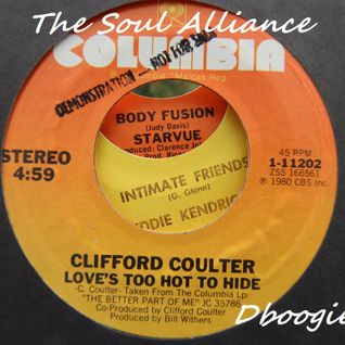 The Soul Alliance: Vinyl Alliance Vol.10 (7in Special)