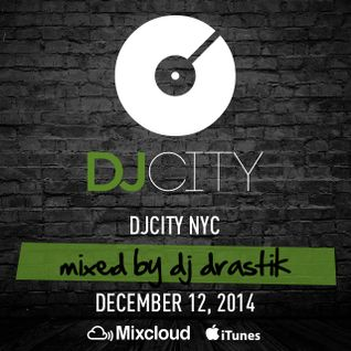 DJ Drastik - Friday Fix - Dec. 12, 2014
