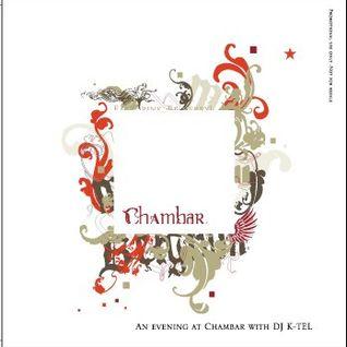DJ K-Tel presents an Evening at Chambar