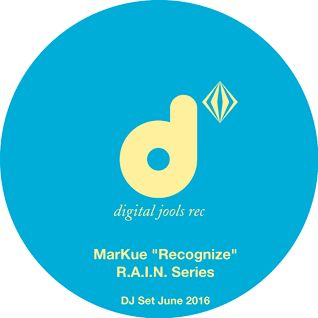 "MarKue - ""Recognize"" - DJ Set June 2016"