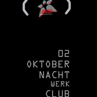 Oliver Morgenroth - @Nachtwerk Club Labor DJ-Mix Oktober 2015