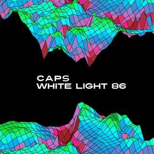 White Light 86 - Caps & Jones (Side B: The Honorable DJ Caps)
