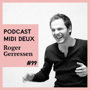 Podcast #99 - Roger Gerressen