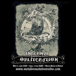 Infernal Obliteration Episode VI, 12-Oct-2016 @ Metal Devastation