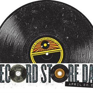 Enjoy and Be Educated #1308: Wax In Your Ears (Record Store Day 2013 Mix)