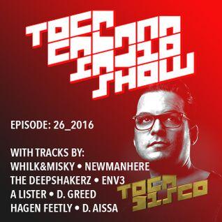 TOCACABANA RADIO SHOW 26_2016