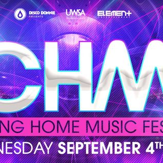 Coming Home Music Festival 2013 DJ Competition - Renova