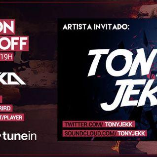 Music On World Off Episode 076(Tony Jekk Guestmix)