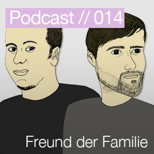 Freund der Familie - Berlin Techno Podcast