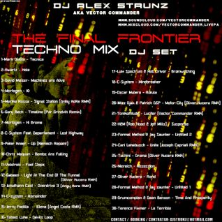 Dj Alex Strunz @ THE FINAL FRONTIER - DJ SET - 28-07-2014