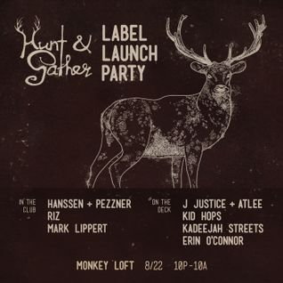 Mark Lippert - Live at Hunt&Gather Launch - Seattle - 8.22.15