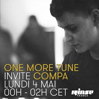 One More Tune #16 - Compa Guest Mix - RINSE FR - (04.05.15)