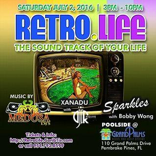 Retro Life 90s Dancehall