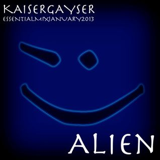Kaiser Gayser 'ALIEN' Essential Mix