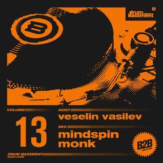 Drum Bassment 13_08.01.2011_mix by MINDSPIN b2b MONK