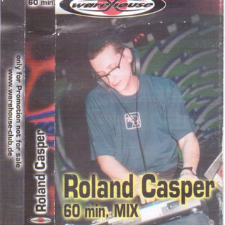 Roland Casper - Warehouse Club Audiotape Mix- 2001