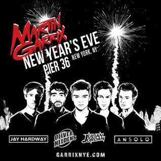 Martin Garrix - Live @ Pier 36 (New York) - 31.12.2014