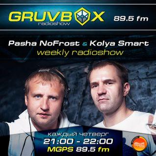 GRUVBOX by Pasha NoFrost & Kolya Smart 19.12.2013