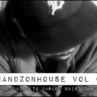 HandzOnHouse vol 6 - In Memory of QuietStorm - RIP