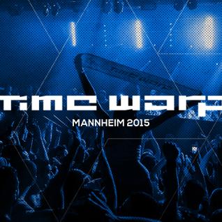 Sven Vath - Live @ Time Warp 2015 (Mannheim) - 05.04.2015