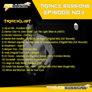 SJE Music Trance Sessions #11