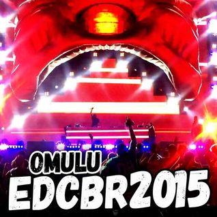 OMULU LIVE @ EDCBR2015