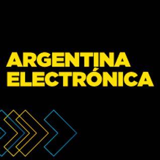 Programa Nro 115 - Cabina Abierta - Bloque 7 - Alejandro Santos aka Santosa - Argentina Electrónica