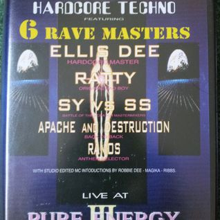 DJ SY vs DJ SS at Dance Planet - Pure Energy III. The Return to the Warehouse