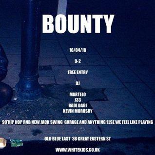 'Best Of: The Neptunes' @ BOUNTY 16/04/10