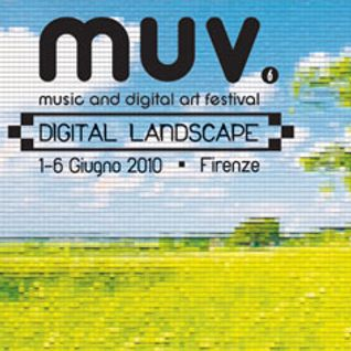Teo Naddi @ MUV music and digital art Festival