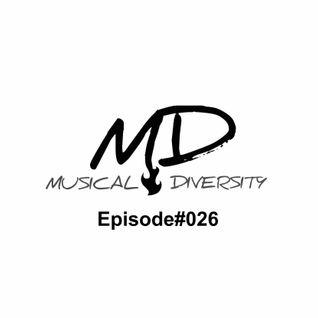MUSICAL DIVƎRSITY 026