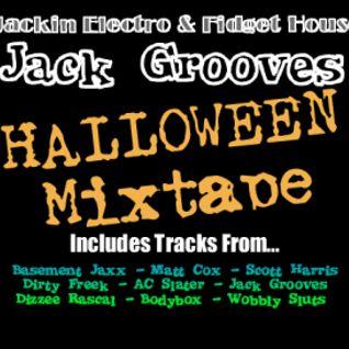 Jack Grooves - Halloween Mixtape