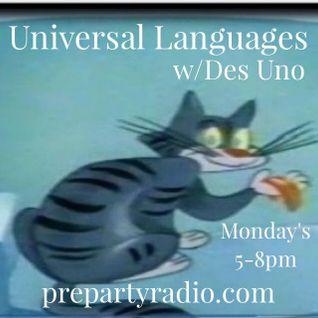 Universal Languages (#222)