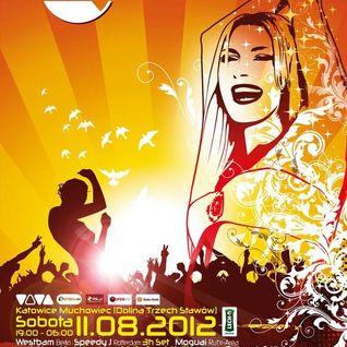 LARIX - Soundtropolis 2012 / Katowice / Poland