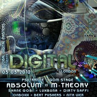 Nita Vier @ Digital London (GDM)