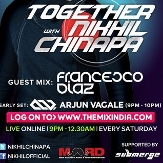 Arjun Vagale Early Set  #TGTR66 with Nikhil Chinapa