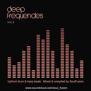 Deep Frequencies Vol. 8 (Drum & Bass Mix June 2016)