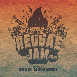 Reggae Jam Festival 2013 - Official Artist Mix