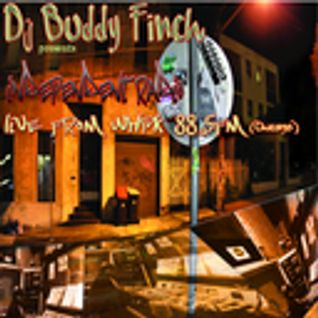 Dj Buddy Finch presents Live From WHPK 88.5fm 3-16-2013