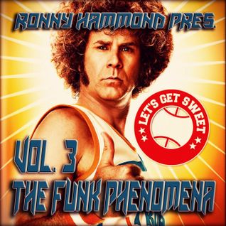 GJ52 - The Funk Phenomena Vol. 3 - Broadcast 29-08-15 (GielJazz - Radio6.nl)