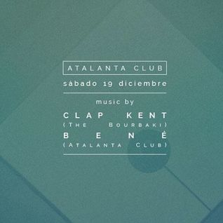 Atalanta Club · Clap Kent · 19dic15