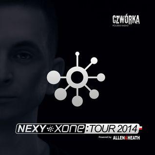 NEXY @ XONE TOUR 2014 (Polish Radio Four, 12/09/2014) [NEXY Stream 008]