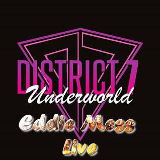 Eddie Mess Live @Club D7 2015_02_15 (Techno Session)