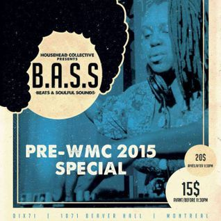 B.A.S.S. event promo mix- Soulful and Afro House