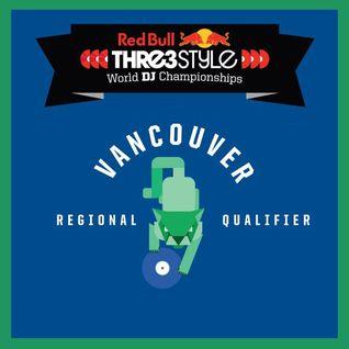 DJ Friktion - Canada - Vancouver Qualifier