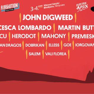 elless @ Revolution Festival 2016