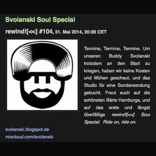 Rewind Radio - SoulSpecial 2014